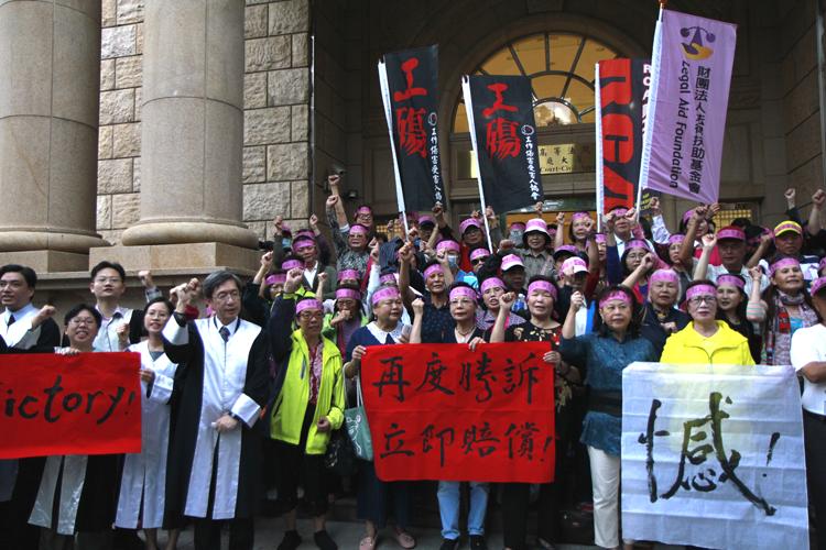 台灣高等法院104重上字第505號 RCA侵權行為案 原告律師團新聞稿
